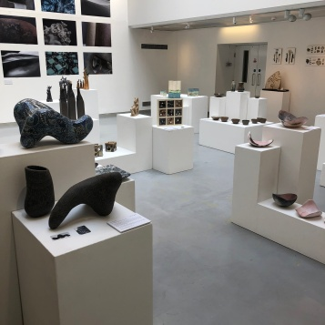 Over view of exhibition